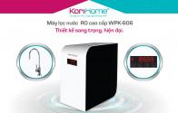 Một số câu hỏi thường gặp khi dùng máy lọc nước KoriHome WPK-606