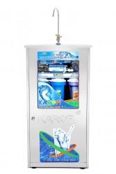 Máy lọc nước Karofi 8 lõi lọc có tủ (bình áp nhựa)