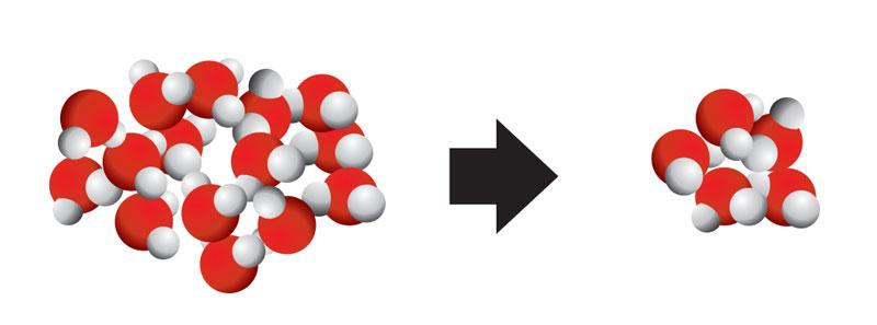 Cấu trúc phân tử, siêu nhỏ